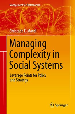 E-Book (pdf) Managing Complexity in Social Systems von Christoph E. Mandl