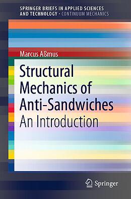 Kartonierter Einband Structural Mechanics of Anti-Sandwiches von Marcus Aßmus