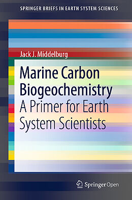 Kartonierter Einband Marine Carbon Biogeochemistry von Jack J. Middelburg