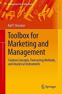 E-Book (pdf) Toolbox for Marketing and Management von Ralf T. Kreutzer