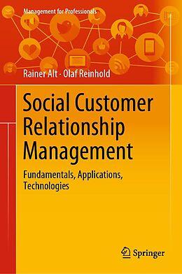 E-Book (pdf) Social Customer Relationship Management von Rainer Alt, Olaf Reinhold