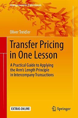 E-Book (pdf) Transfer Pricing in One Lesson von Oliver Treidler