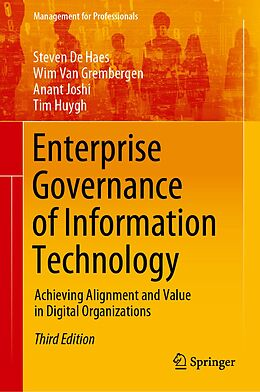 E-Book (pdf) Enterprise Governance of Information Technology von Steven De Haes, Wim Van Grembergen, Anant Joshi