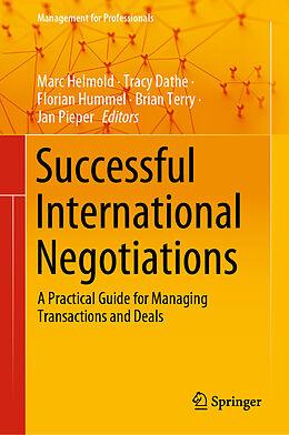 E-Book (pdf) Successful International Negotiations von