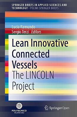 Kartonierter Einband Lean Innovative Connected Vessels von
