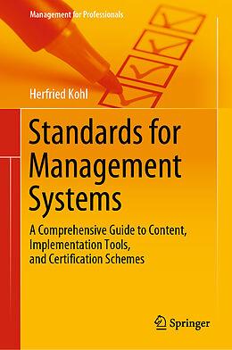 E-Book (pdf) Standards for Management Systems von Herfried Kohl