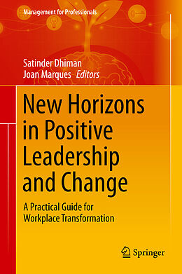 E-Book (pdf) New Horizons in Positive Leadership and Change von