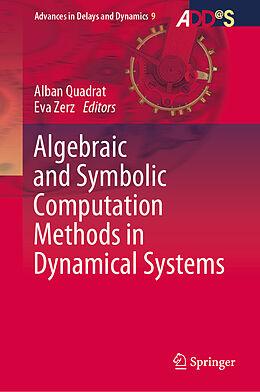 E-Book (pdf) Algebraic and Symbolic Computation Methods in Dynamical Systems von
