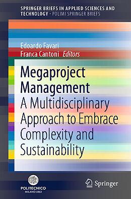 Kartonierter Einband Megaproject Management von