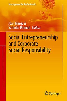 E-Book (pdf) Social Entrepreneurship and Corporate Social Responsibility von