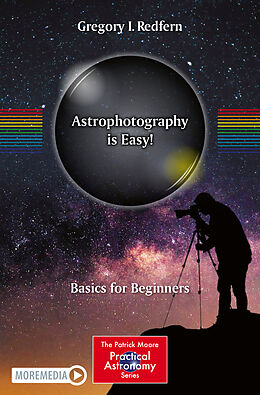 E-Book (pdf) Astrophotography is Easy! von Gregory I. Redfern