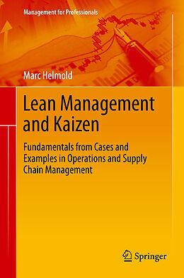 E-Book (pdf) Lean Management and Kaizen von Marc Helmold