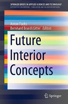 Kartonierter Einband Future Interior Concepts von