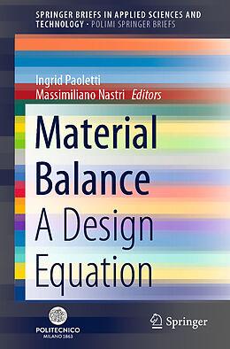Kartonierter Einband Material Balance von