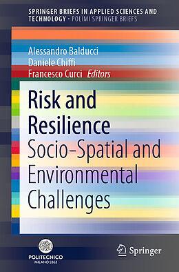 Kartonierter Einband Risk and Resilience von