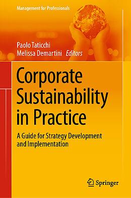 E-Book (pdf) Corporate Sustainability in Practice von