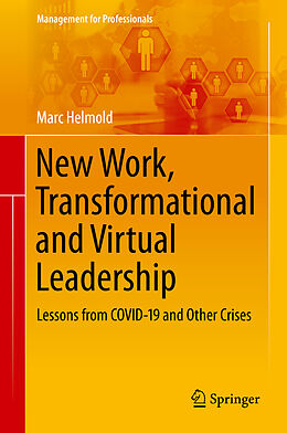 E-Book (pdf) New Work, Transformational and Virtual Leadership von Marc Helmold