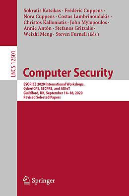Cover: https://exlibris.azureedge.net/covers/9783/0306/4330/0/9783030643300xl.jpg
