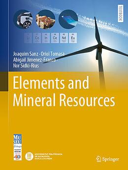 Fester Einband Elements and Mineral Resources von Nor Sidki-Rius, Oriol Tomasa, Abigail Jimenez-Franco