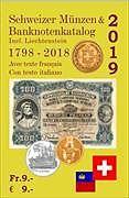Schweizer Münzen Banknotenkatalog 2019 Buch Kaufen Ex Libris