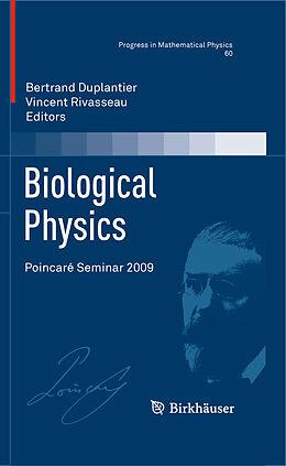 E-Book (pdf) Biological Physics von Bertrand Duplantier, Vincent Rivasseau