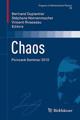 E-Book (pdf) Chaos von Bertrand Duplantier, Stéphane Nonnenmacher, Vincent Rivasseau