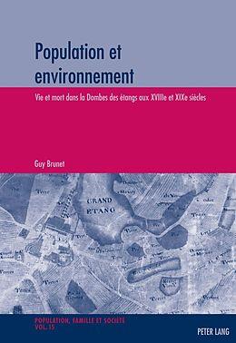 E-Book (pdf) Population et environnement von Guy Brunet