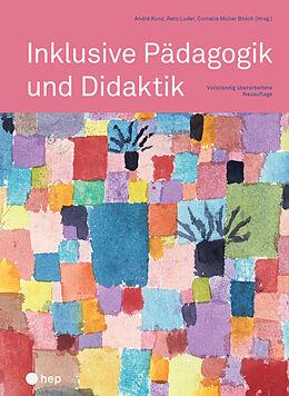Buch Inklusive Pädagogik und Didaktik (Neuauflage) von André Kunz, Reto Luder, Cornelia Müller Bösch
