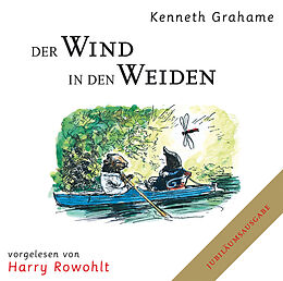 Audio CD (CD/SACD) Der Wind in den Weiden von Kenneth Grahame