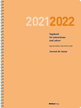 Kalender Agenda Edition light SpiralFlex 2021/22 von