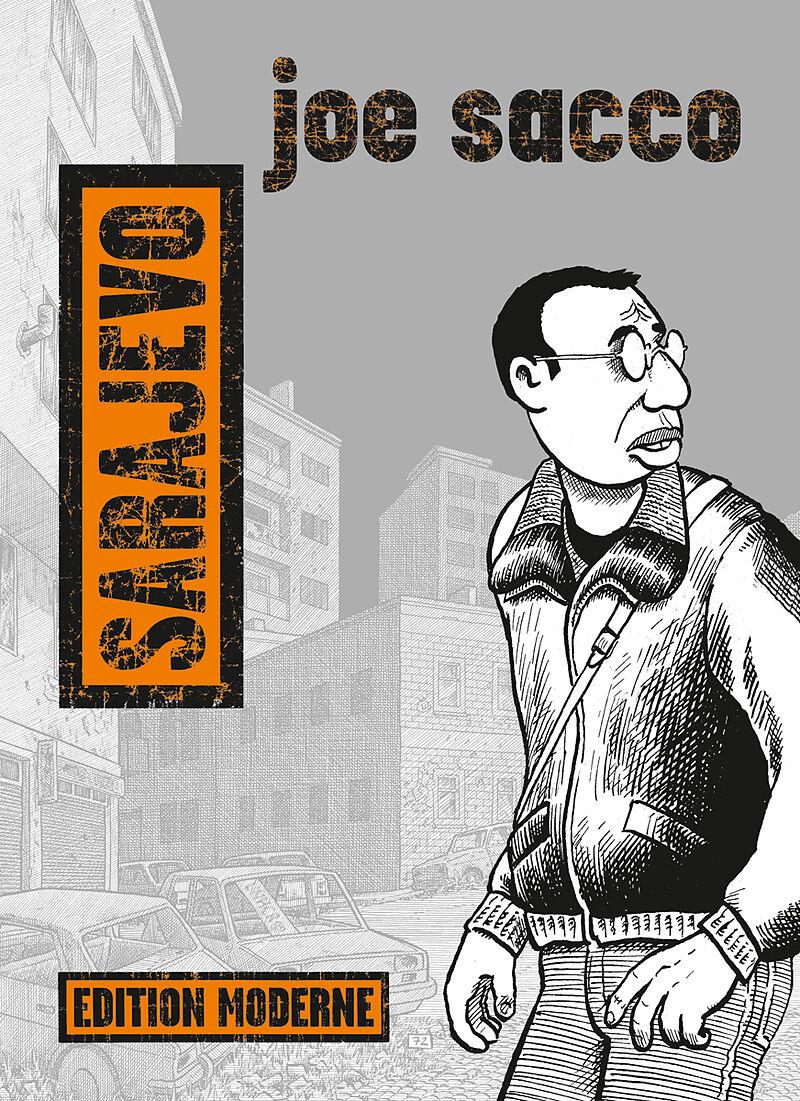 Sarajevo - Joe Sacco - Buch kaufen | Ex Libris