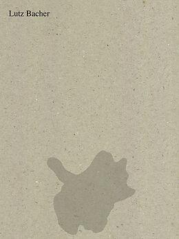 Paperback Lutz Bacher: SNOW von Lutz Bacher, Caoiminh Mac Giolla Leith