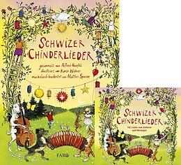 Livre Relié Schwizer Chinderlieder de Alfred Haefeli, Karin Widmer, Mathis Speiser
