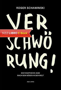 E-Book (epub) Verschwörung! von Roger Schawinski