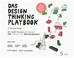 Kartonierter Einband Das Design Thinking Playbook von Michael Lewrick, Patrick Link, Larry Leifer
