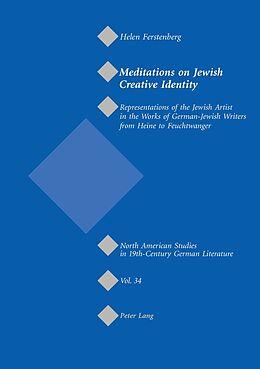 Kartonierter Einband Meditations on Jewish Creative Identity von Helen Ferstenberg