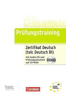 Prüfungstraining Deutsch Zertifikat Deutsch Telc Deutsch