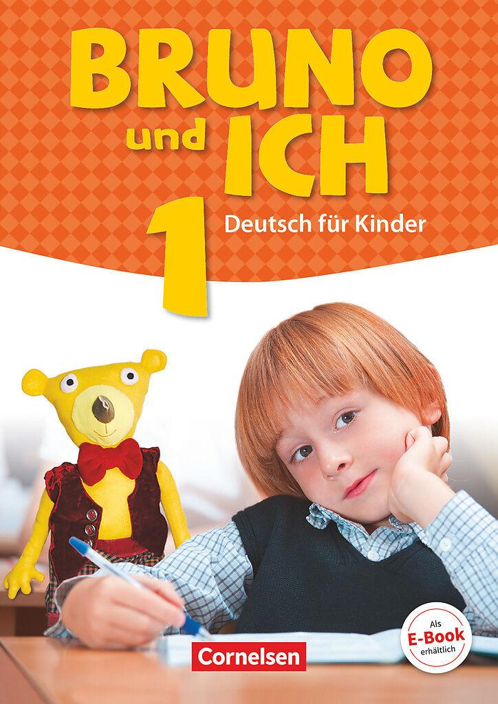 Bruno Und Ich 1 Schulerbuch Mit Audio Mp3 Download Buch Kaufen Ex Libris