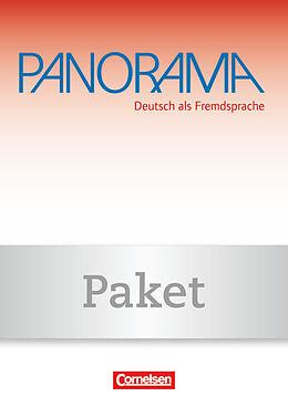Panorama B1. Gesamtband / Kursbuch und Übungsbuch DaZ [Version allemande]