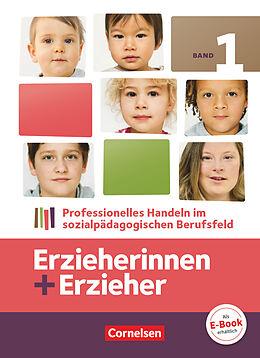Fester Einband Erzieherinnen + Erzieher - Bisherige Ausgabe - Band 1 von Brit Albrecht, Susanne Baum, Carola Behrend