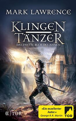 E-Book (epub) Klingentänzer von Mark Lawrence