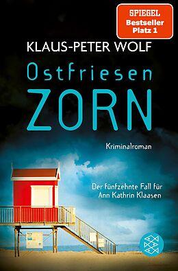 E-Book (epub) Ostfriesenzorn von Klaus-Peter Wolf