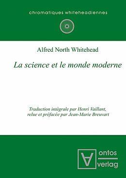 eBook (pdf) La science et le monde moderne de Alfred North Whitehead