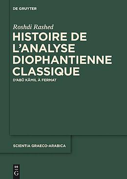 eBook (pdf) Histoire de l'analyse diophantienne classique de Roshdi Rashed