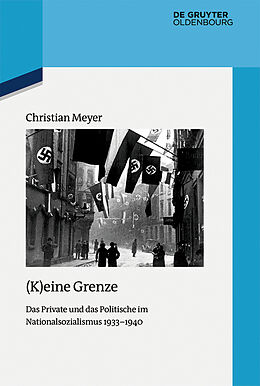 Leinen-Einband (K)eine Grenze von Christian Meyer