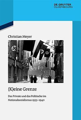 E-Book (epub) (K)eine Grenze von Christian Meyer