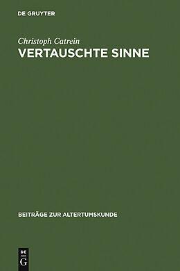 E-Book (pdf) Vertauschte Sinne von Christoph Catrein