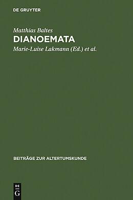 E-Book (pdf) Dianoemata von Matthias Baltes