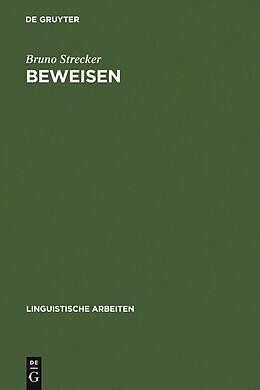 E-Book (pdf) Beweisen von Bruno Strecker