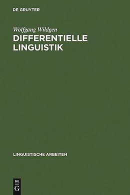 E-Book (pdf) Differentielle Linguistik von Wolfgang Wildgen